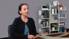 "Executive chair Ms.Shobha Pradhan Shrestha interview with Nice TV on the topic of ""Killer Robot"""