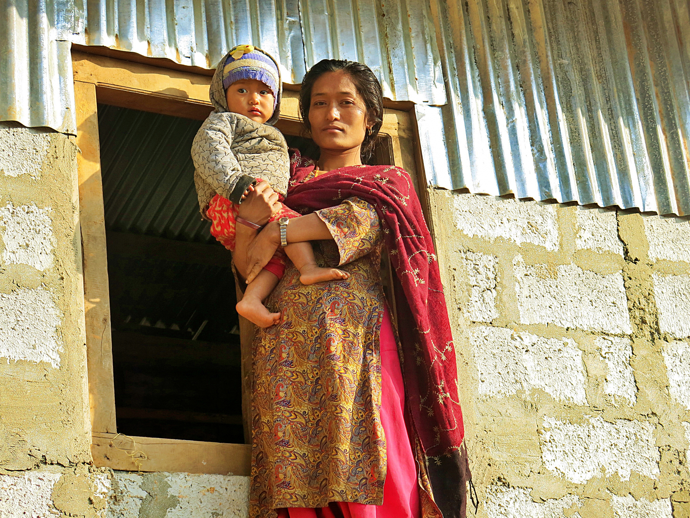 Ontario Council for International Cooperation visits working villages of WPD-Nepal